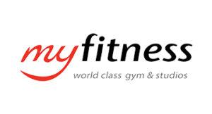 my fitness logo